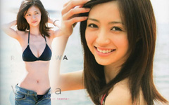 逢沢りな写真集『Welina -a girl's memory in her teens-』より72枚