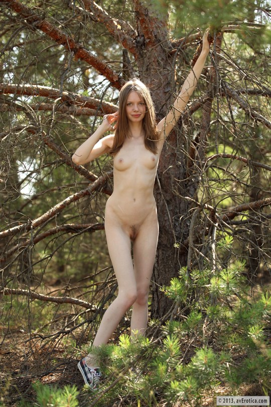 Outdoor Teens - KYLIE - Nature 1