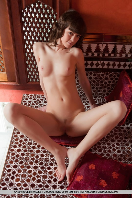 Metart Candy Rose ヌード画像 5